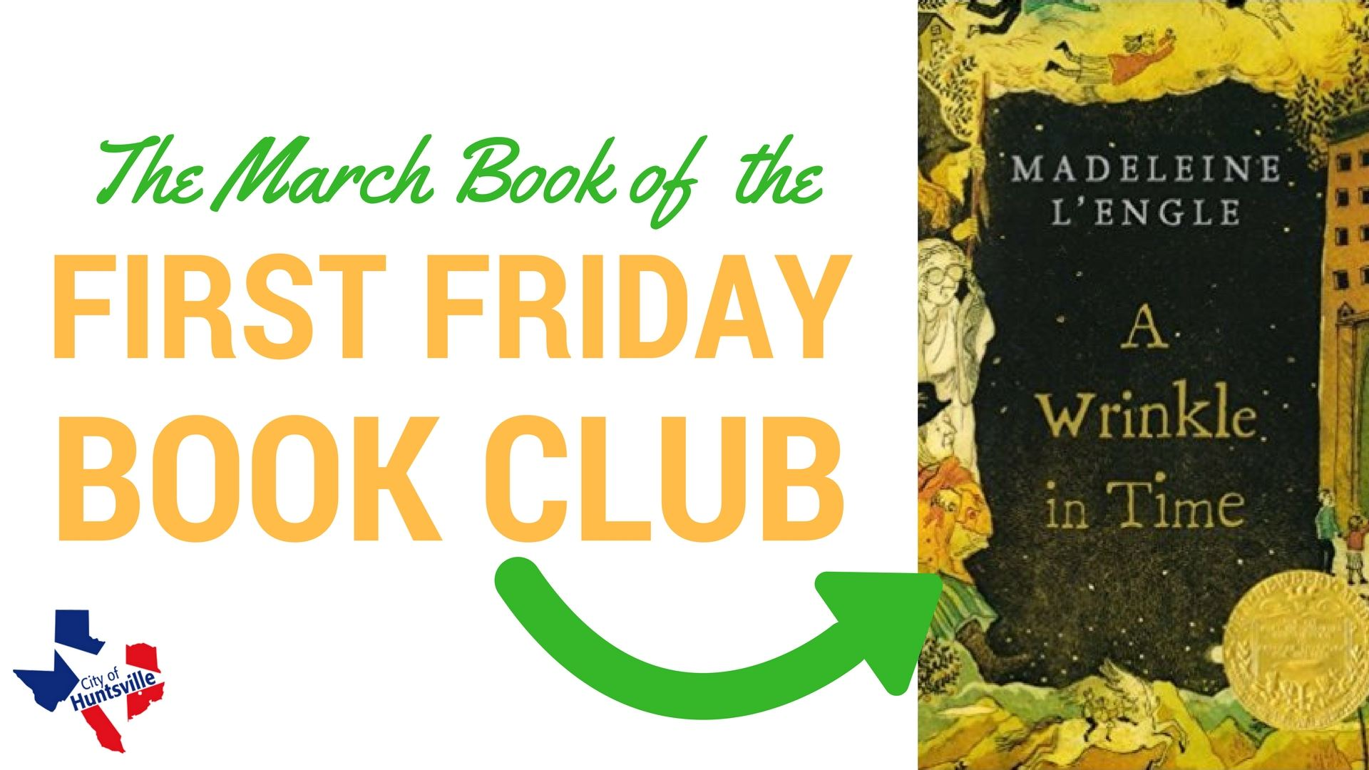 First Friday Book March