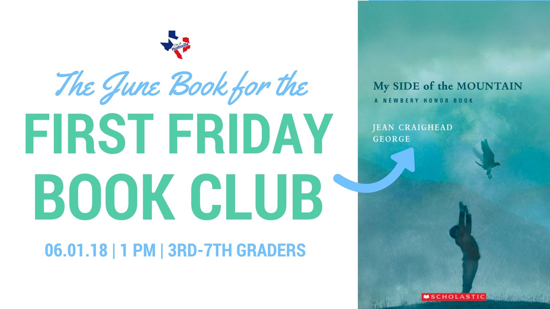 First Friday Book June