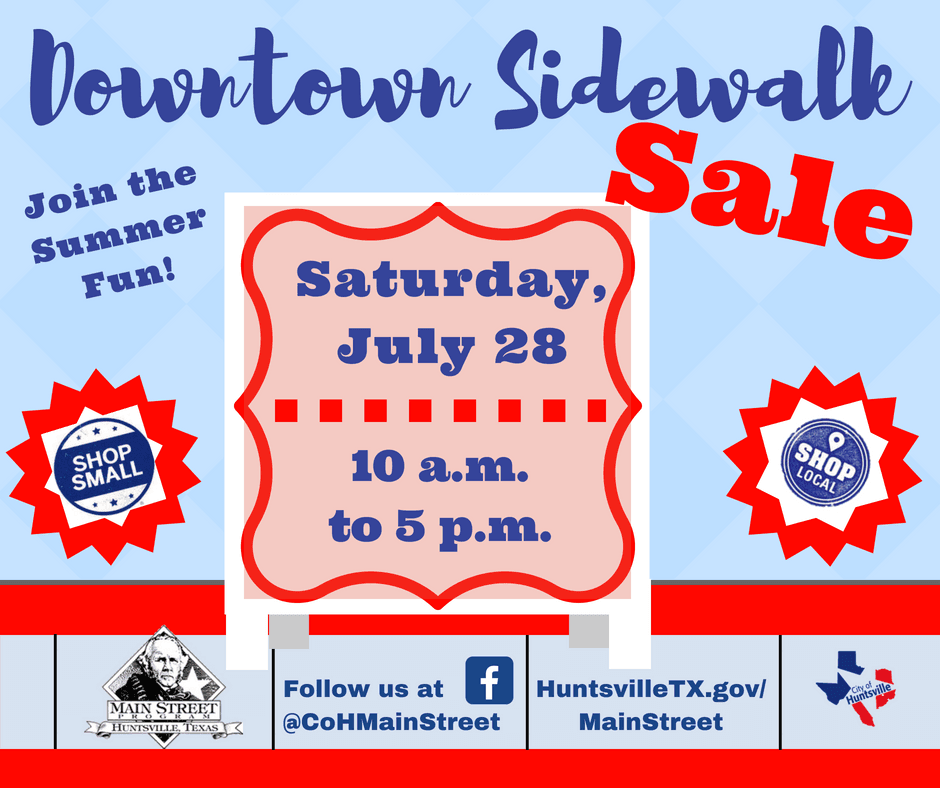 Downtown sidewalk sale (2)
