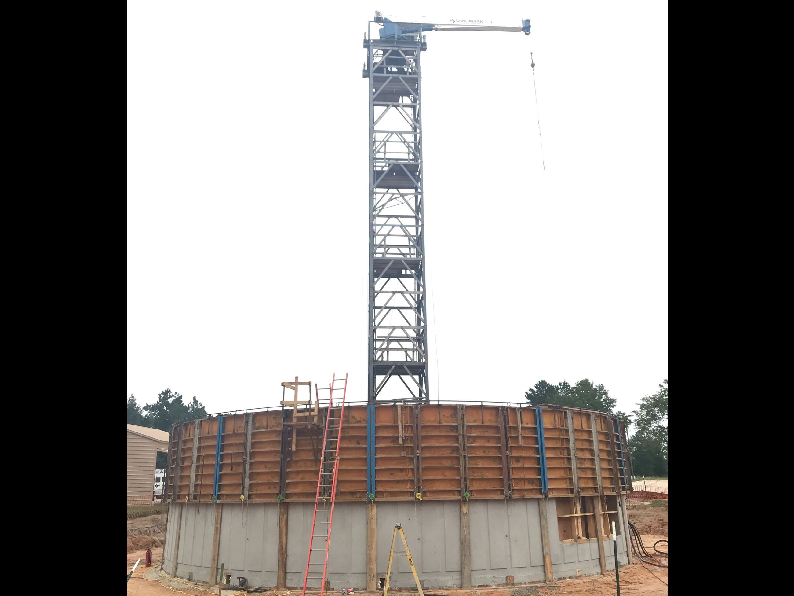 Elevated Storage Tank 2