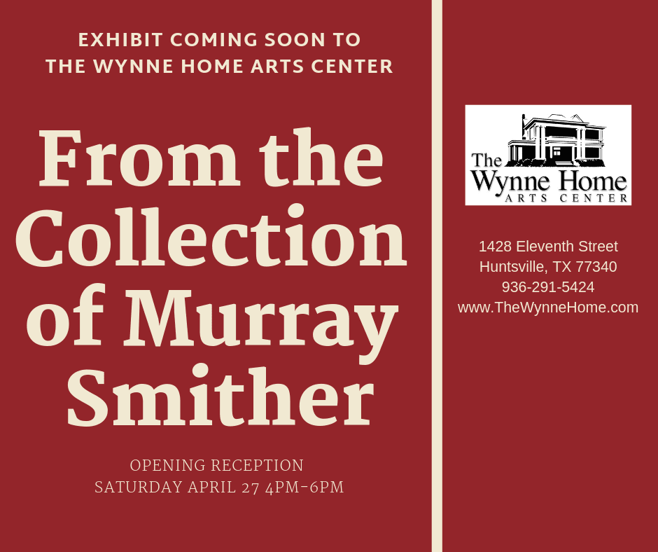 From the Collection of Murray Smither