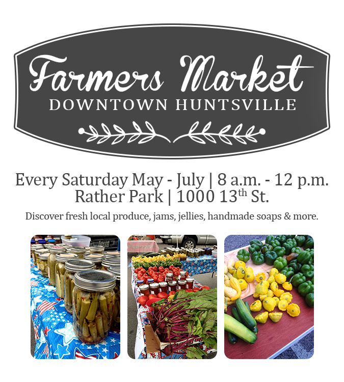 Farmers Market Website Info
