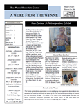 Wynne Home Newsletter 2-16