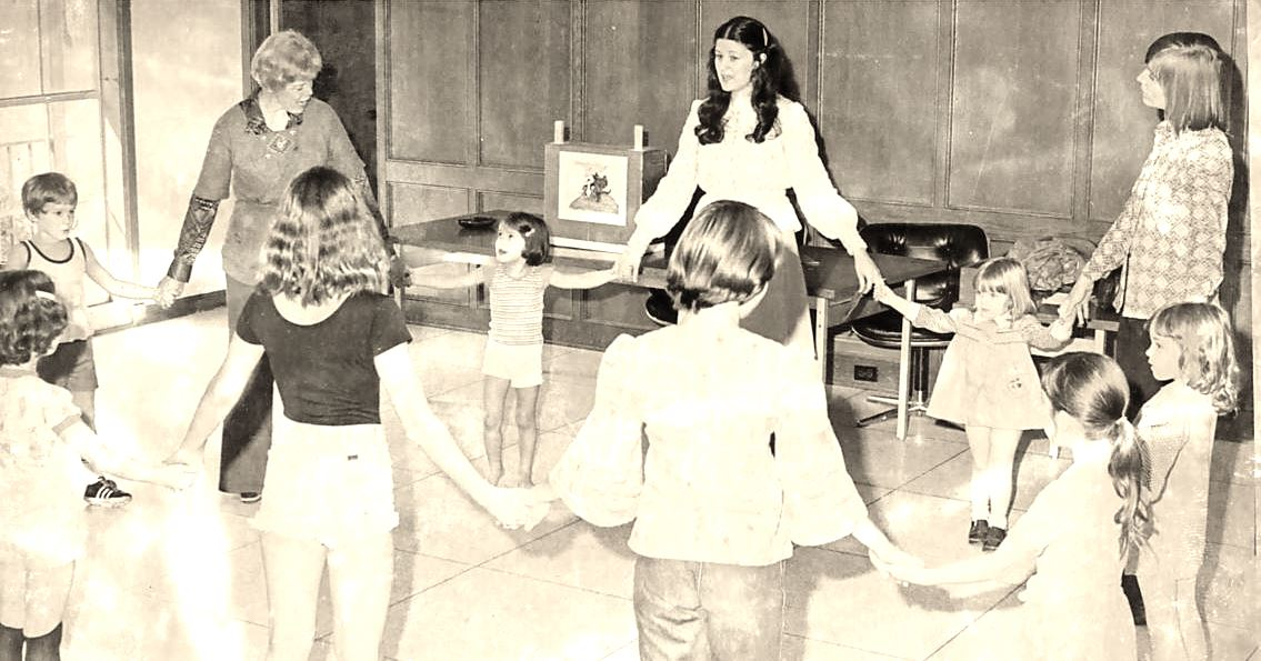 story time october 77