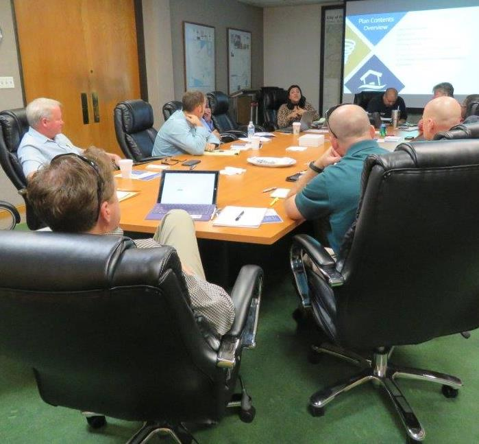 Hazard Mitigation working group
