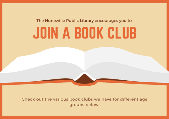 Book Clubs at HPL