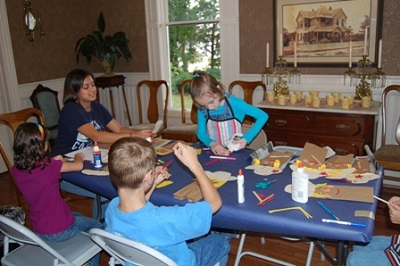 Fall Cookie Baking & Decorating Class